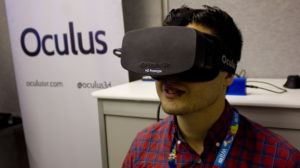 View exciting content like Opabinia Films' Running of the Bulls via the Oculus Rift.