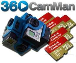 360Rize 360CamMan v2