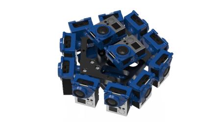 3DPRO 360 video gear
