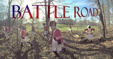Battle Road, a vr experience about the first battle of the American revolution, is available now.