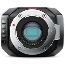 360Rize using Blackmagic Design Micro Studio Camera 4K