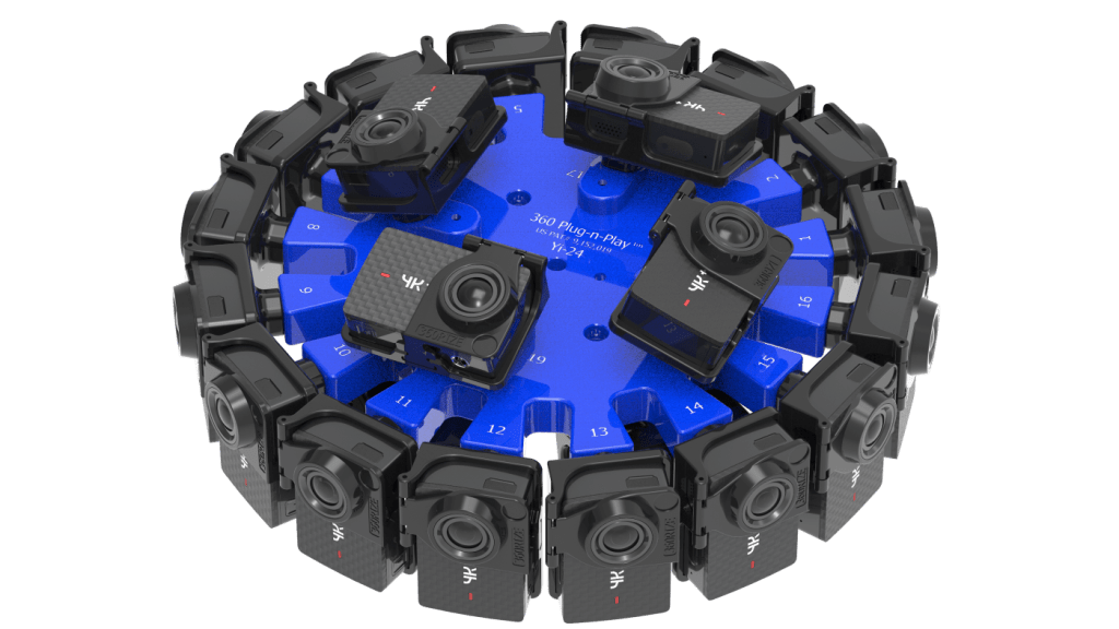 360Rize YI-Pro24 for YI 4K and 4K+ Cameras