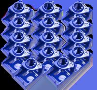 360RIZE TCS 3DPro Holder Kit for GoPro HERO4