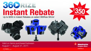 360Rize Instant Rebate