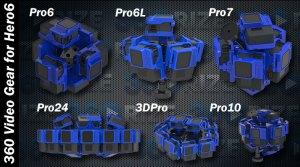 360Rize Video Gear