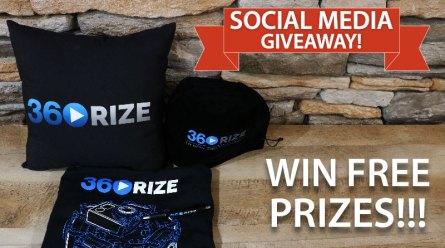 360Rize Social Media Giveaway