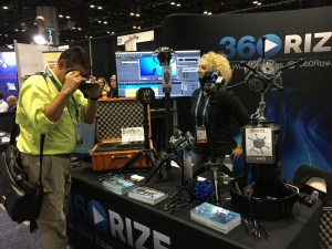 360Rize Booth