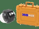 360RIZE SeaDAK 360° With Case Plug-n-Play Rig