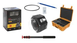 360Rize SeaDAK Rig Kit Camera