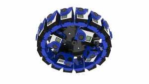 360Rize TCS SyncBac 360Orb Bottom Cameras