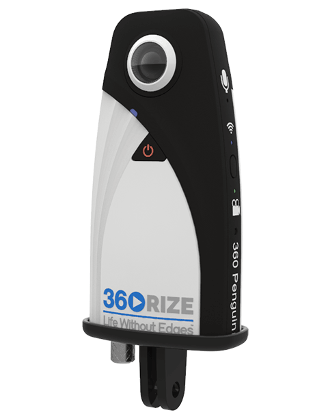 360Penguin with Action Camera Mount
