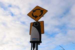 360Rize Olean roundabout with 360Penguin
