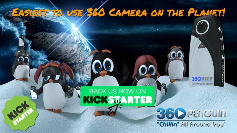 360Rize Kickstarter 360Penguin Planet 1920x1080