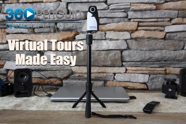 360Rize 360Penguin Virtual Tours Made Easy