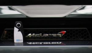 McLaren 720 and the 360Penguin