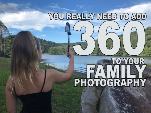 360Rize 360Penguin Family Photography