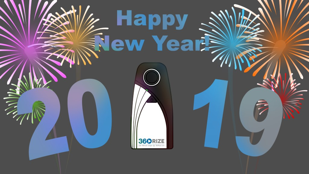 360Rize 360Penguin Happy New Year 2019