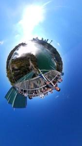 360Rize 360Penguin at Niagara Falls