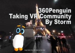 360Rize 360Penguin VR Community