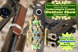 360Rize 360Penguin Attends Catt Co Outdoors Show