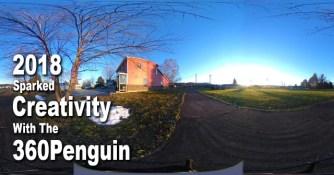 360Rize 360Penguin Creativity
