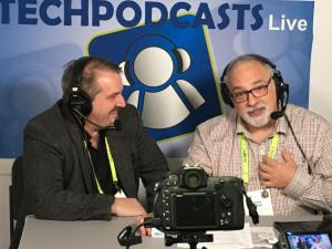 360Rize 360Penguin Podcast at CES 2019