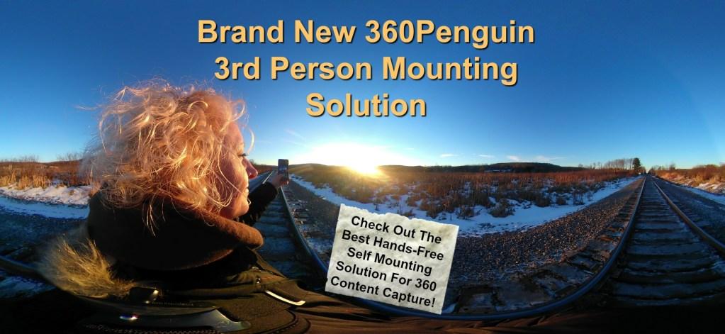 360Rize 360Penguin tiff tracks 360 clip