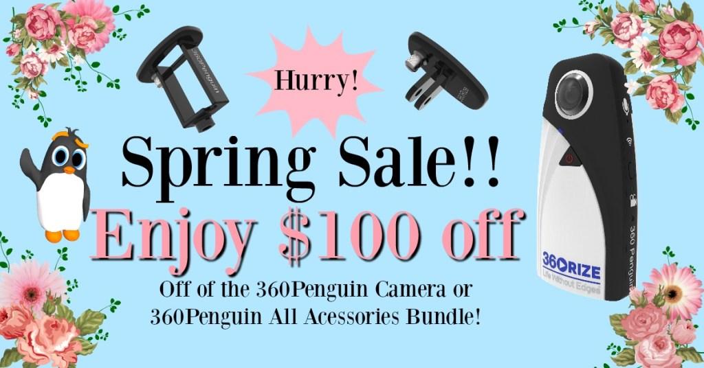 360Rize 360Penguin Spring Sale