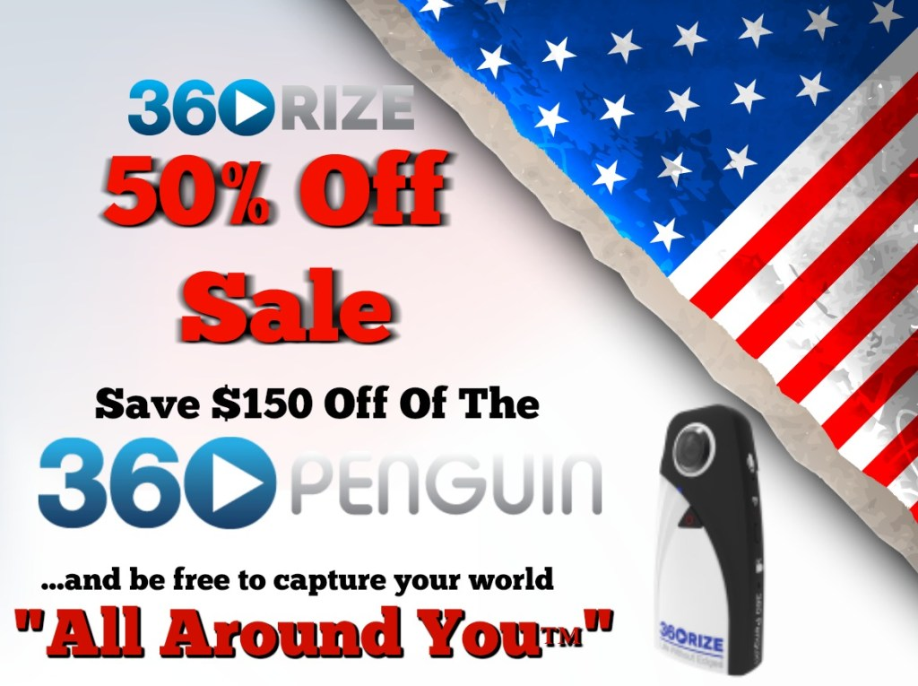 360Rize 4th of july sale