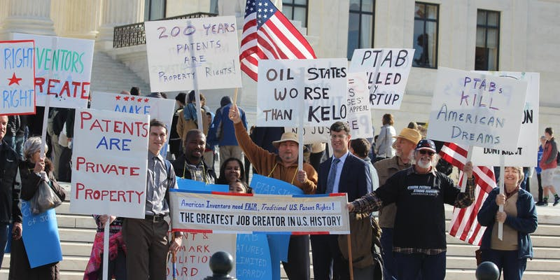 us-inventor-first-protest