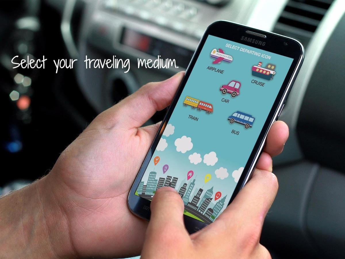 Preparture app