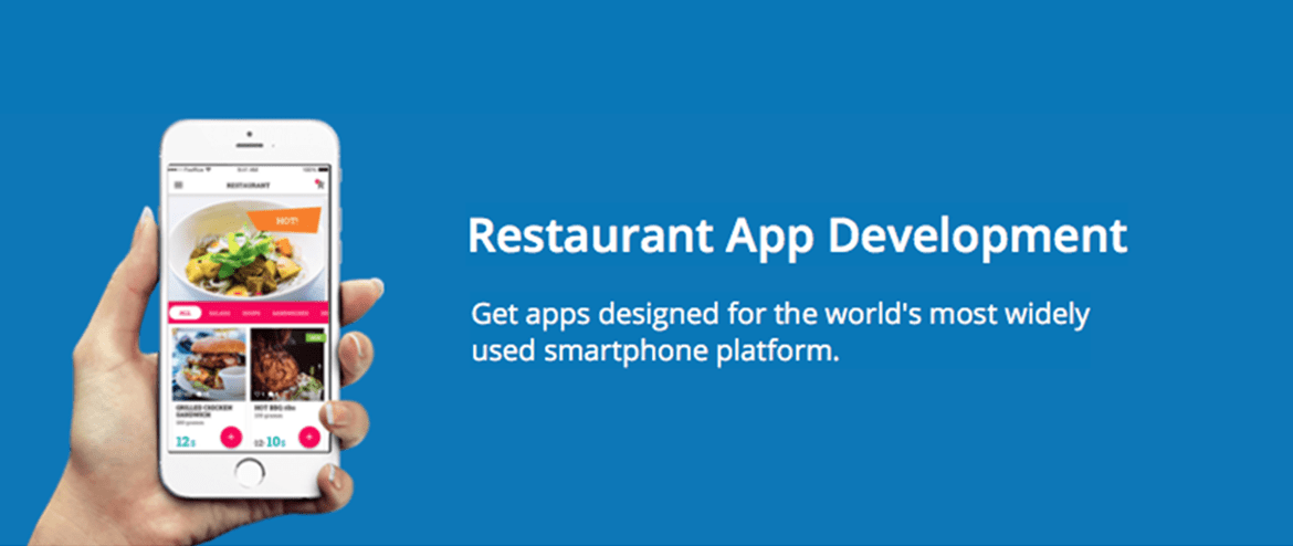 MWhy Should You Indulge in Restaurant App Development?