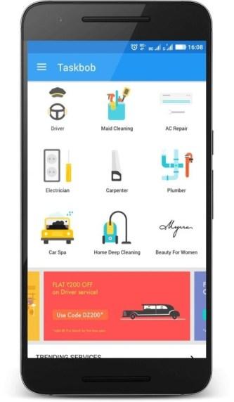 Home Services App