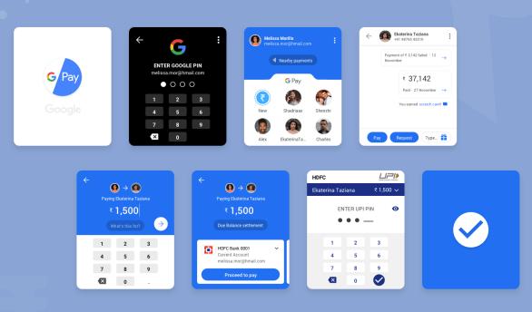 google pay app smartwatch