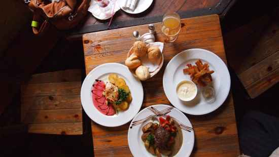 Cost Estimation for Restaurant Application