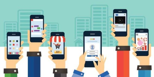 Impact of Mobile Apps in Productivity
