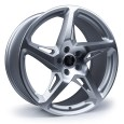 River R4 Silver - 360 Wheels