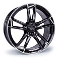 Targa TG3 Black Pol - 360 Wheels
