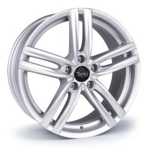 TG4 Silver - 360 Wheels