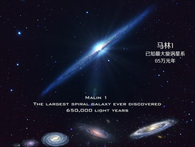 星系大小排名,宇宙究竟有多少個星系-聞蜂網