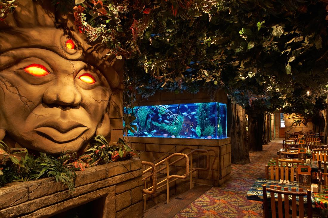 Rainforest Cafe Riverwalk  360zonecom Producers of Virtual Tours with publishing on Google