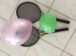 Tennis baudruche 365 jeux en famille.com