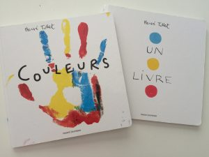 livres d'Hervé Tullet