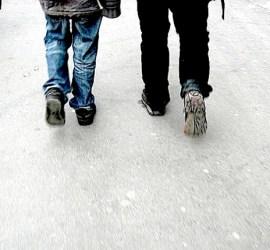 photo marcher en ville pour 365 le jeu