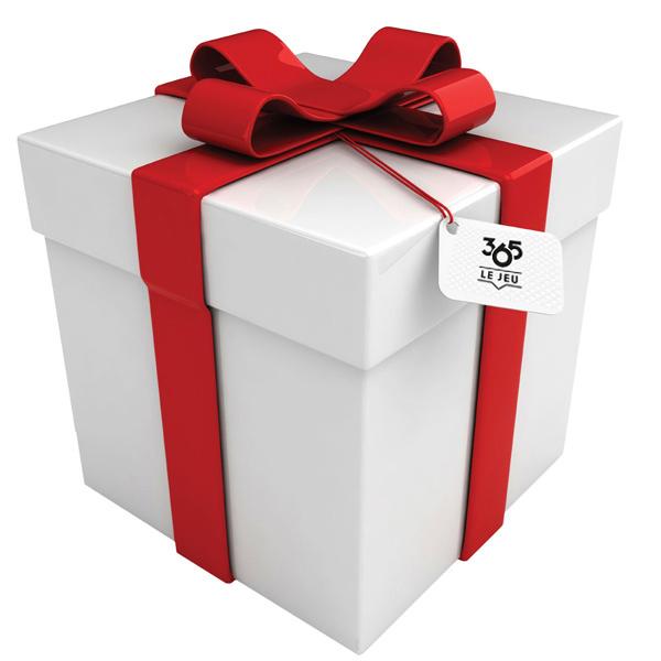 Cadeau 365