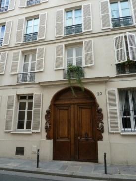 Rue de la Chaise 22