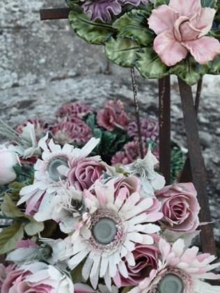 Auf dem Friedhof in Saignon. ©Foto: Anne-Kathrin Reif