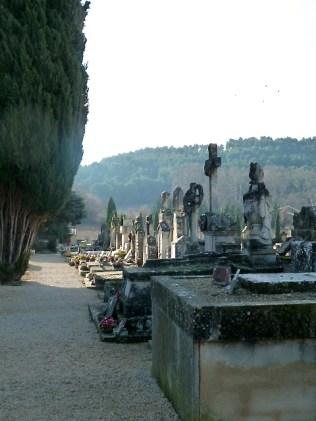Lourmarin-Friedhof