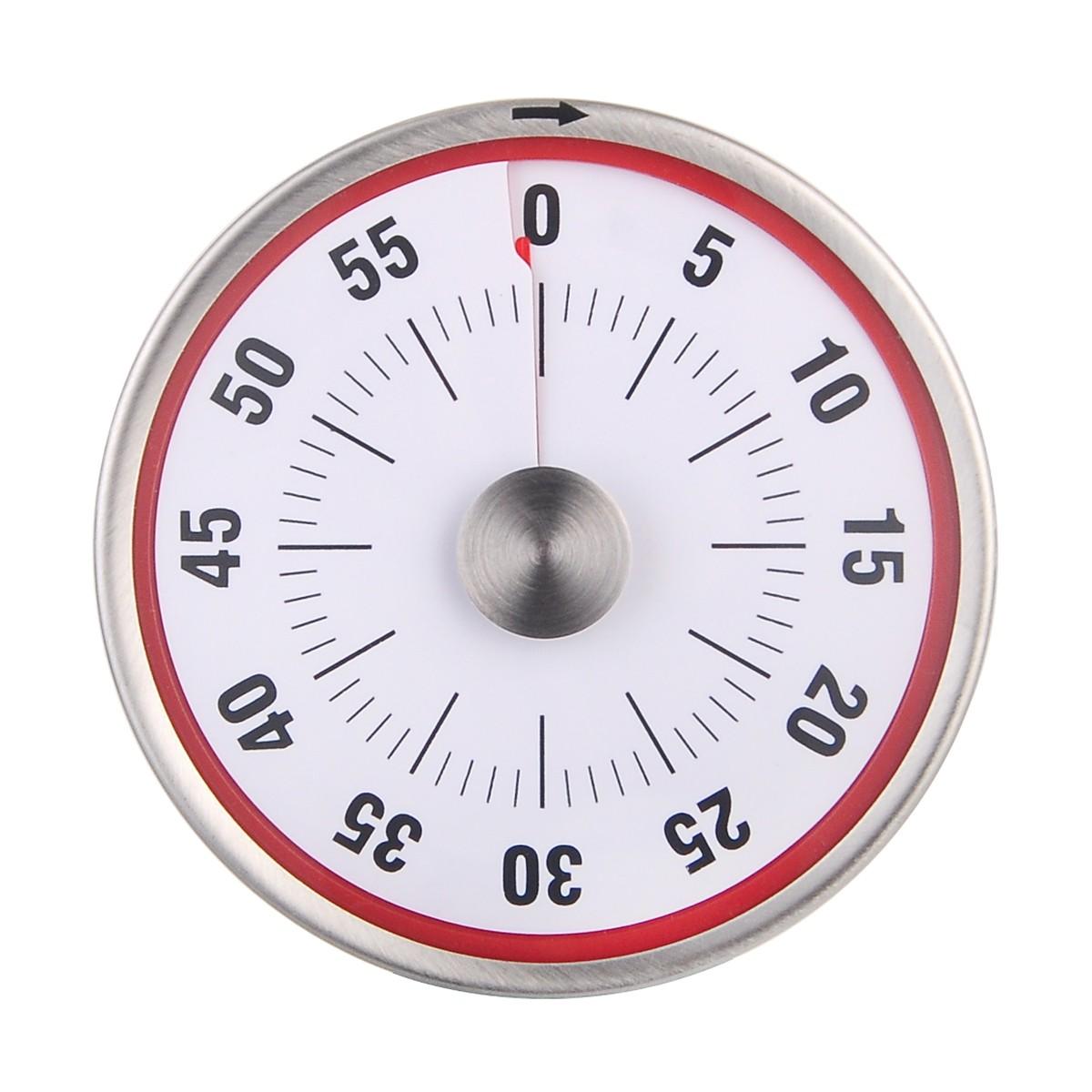 Kurzzeitmesser Kurzzeitwecker magnetisch fr Kche Kochen Edelstahl  365buych