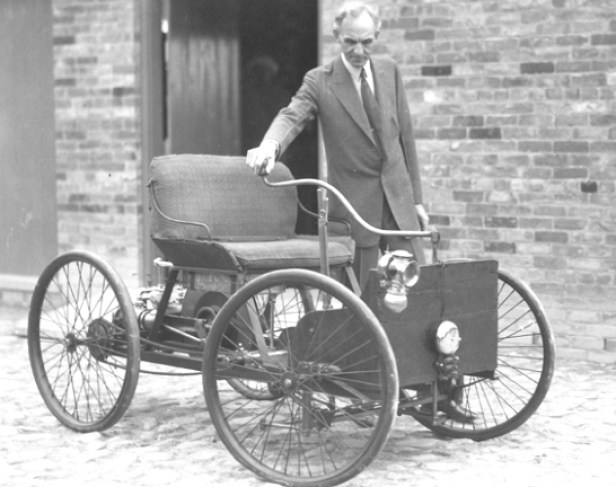 Ford Quadricycle - 1896